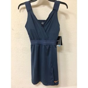 Nike Serena Wrap Tennis Dress